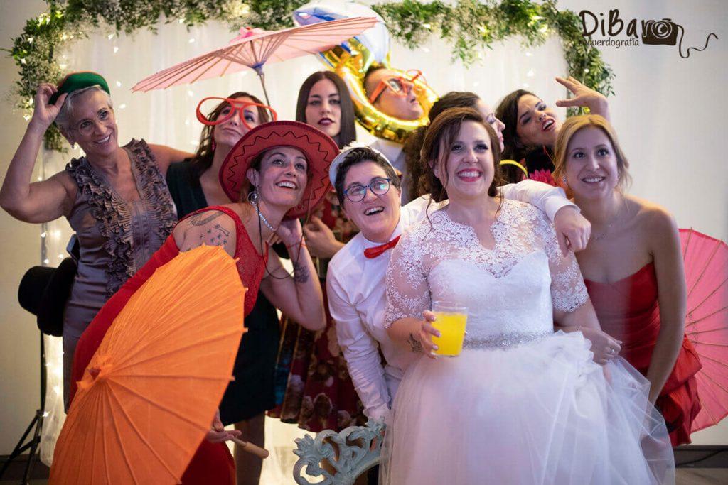 Fotos fiesta boda