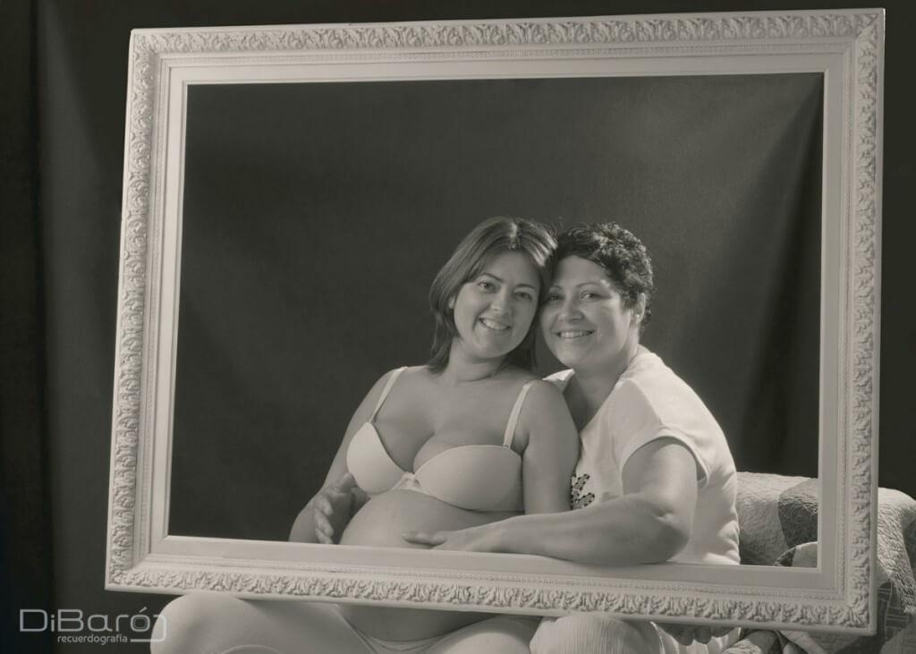 Sesión embarazada de Maricarmen y Merche