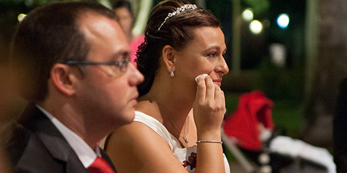 Boda de Ana Vanessa y Roberto