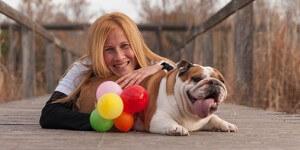 Fotos con tu mascota y fotos de productos en DiBaró recuerdografía