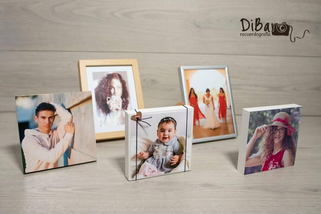 Marcos de fotos personalizados