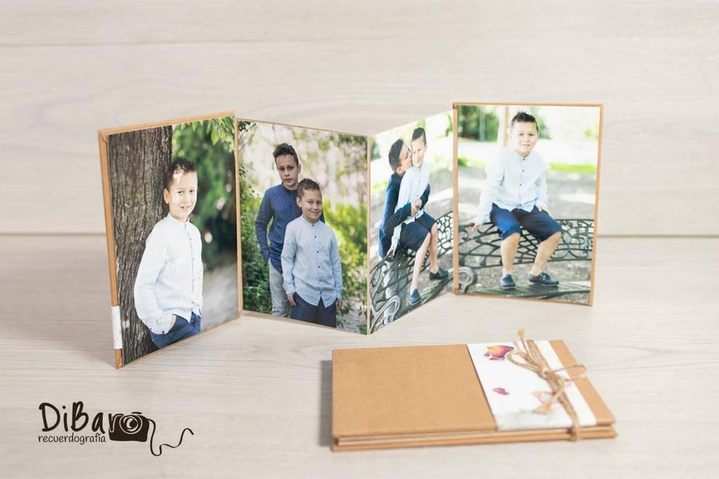Soporte para fotos personalizado
